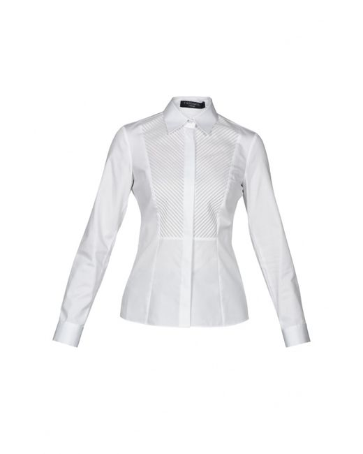 Vassa&Co   Женская Белая Рубашка