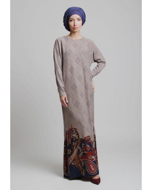 Bella Kareema | Женское Бежевое Платье