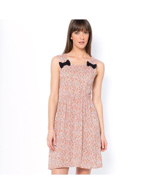 Мини-цена | Женское Многоцветное Платье