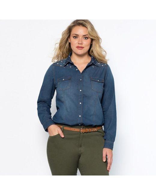 TAILLISSIME | Женская Рубашка Из Денима