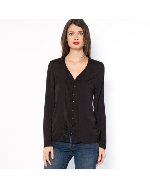 R essentiel   Женская Чёрная Блузка