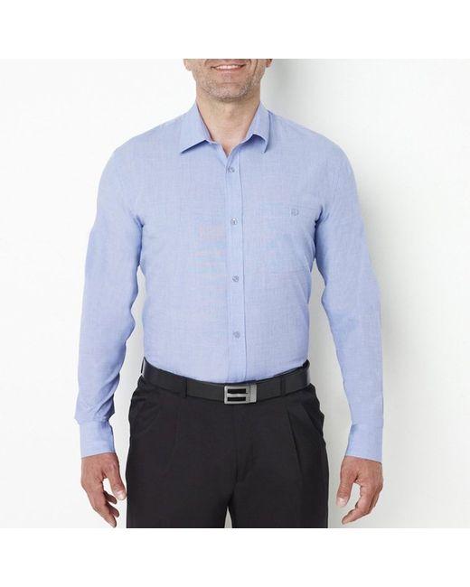 TAILLISSIME | Мужская Синяя Рубашка Рост 2