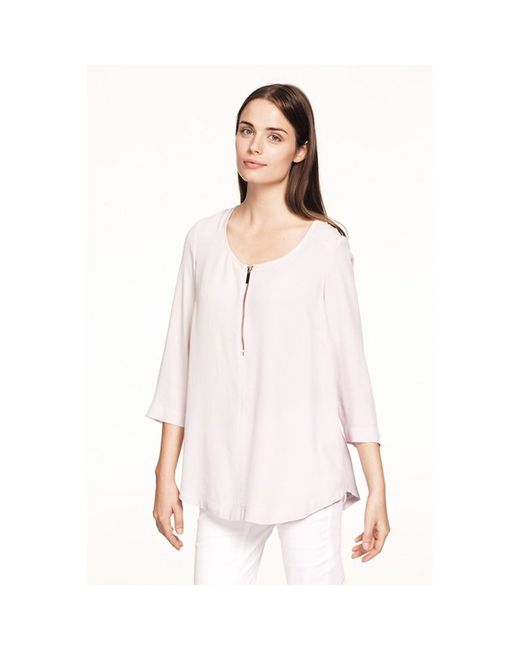 ELLOS | Женская Розовая Блузка