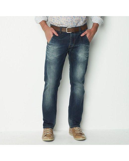 R jeans   Мужские Синие Джинсы Длина 32
