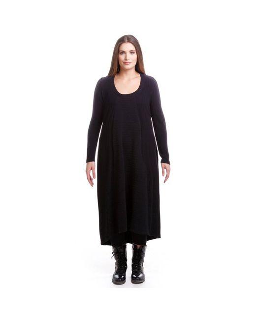 Mat Fashion | Женское Чёрное Платье