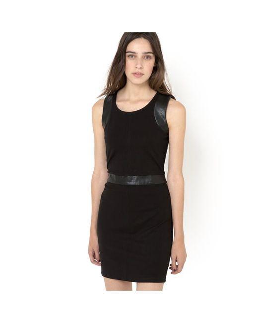 SUD EXPRESS | Женское Чёрное Платье Без Рукавов Renshy
