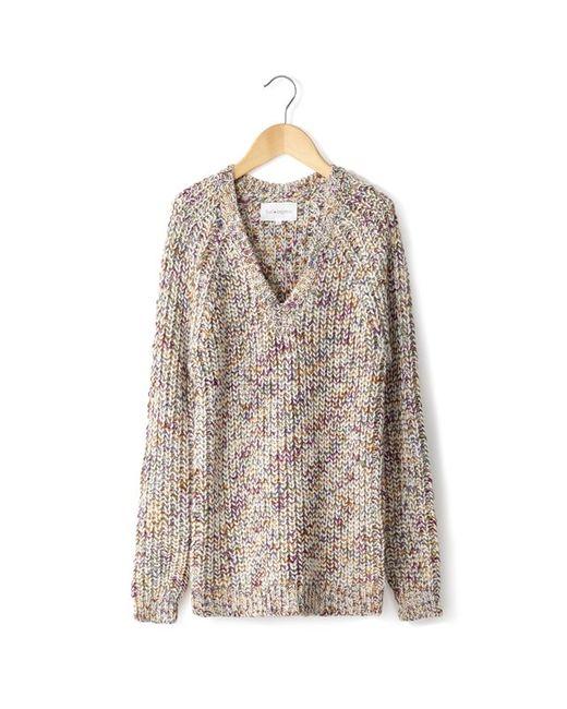 SUD EXPRESS   Женский Многоцветный Пуловер Merisina