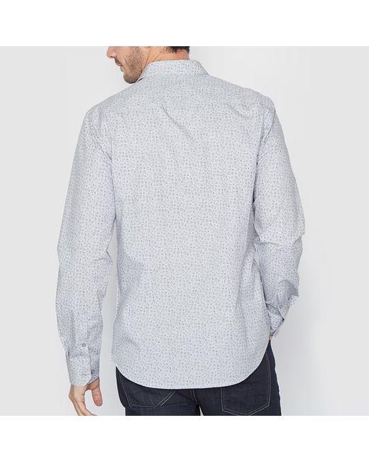 R essentiel   Мужская Набивной Рисунка Рубашка С Рисунком