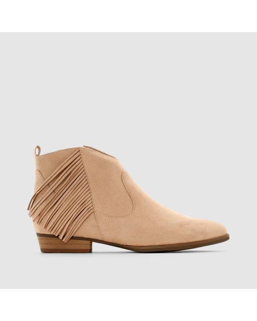 Мини-цена | Женские Чёрные Ботинки В Стиле Вестерн