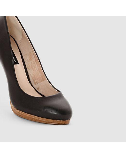 LAURA CLEMENT | Женские Бежевые Туфли Из Кожи