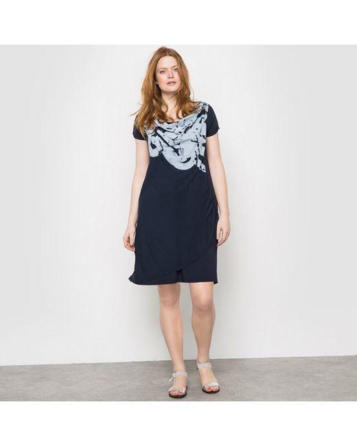 MELLEM   Женское Синее Платье