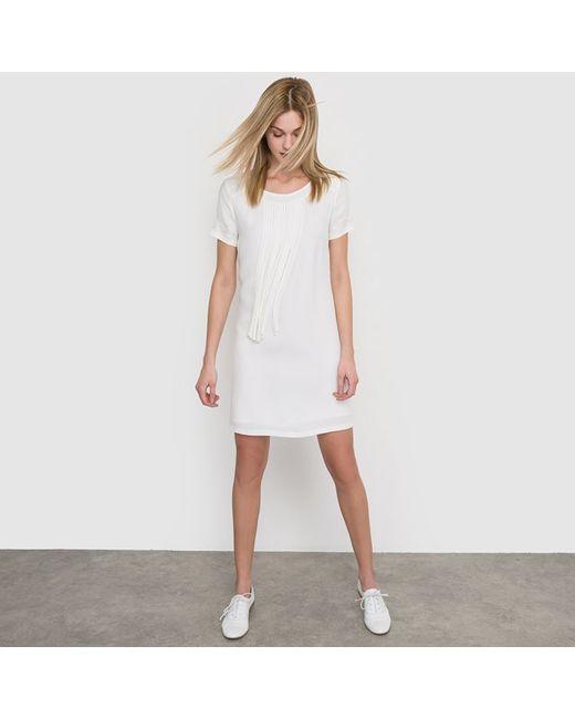 2TWO | Женское Экрящее Платье С Короткими Рукавами Jalmy