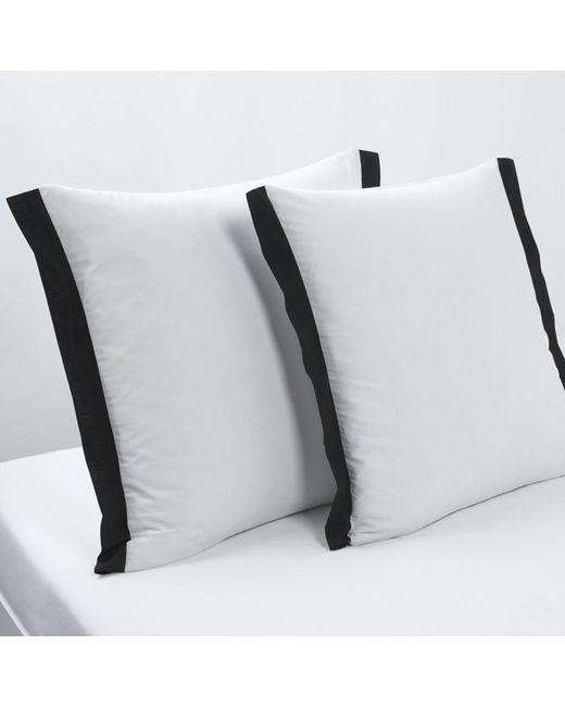 La Redoute Interieurs | Чёрная Навлочка Épure Белый/Черный