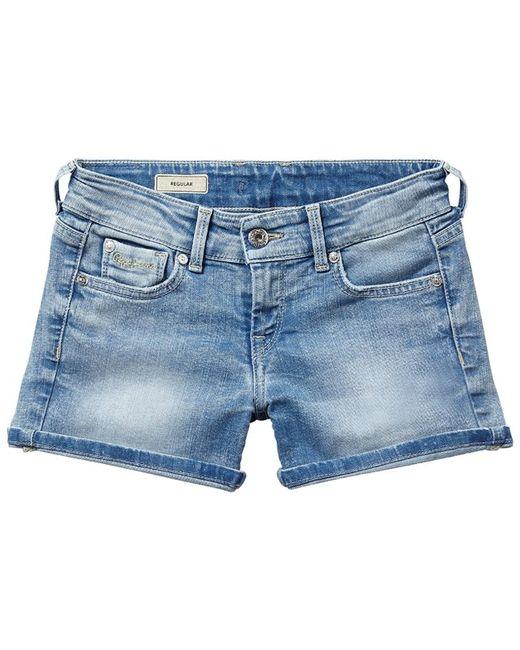Pepe Jeans London | Денившие Шорты Из А 8-16 Лет