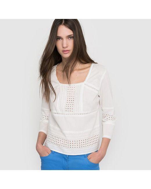 Vero Moda | Женская Хаки Блузка С Длинными Рукавами