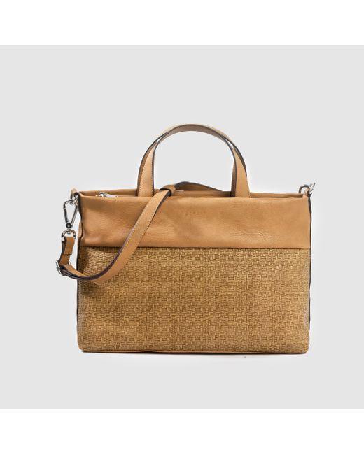 Esprit | Женская Бежевая Сумка Fran City Bag
