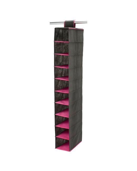 La Redoute Interieurs | Антрацит Органайзер Подвесной Для Шкафов С 10 Отделениями