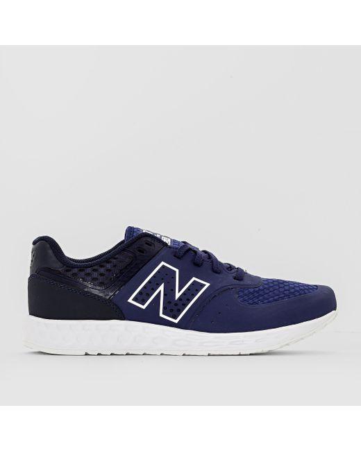 New Balance | Мужские Синие Кеды Mfl574nr