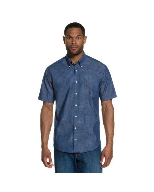 JP1880 | Мужская Синяя Рубашка
