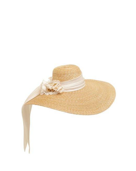 KREISI COUTURE   Женская Соломенная Шляпа Genevieve