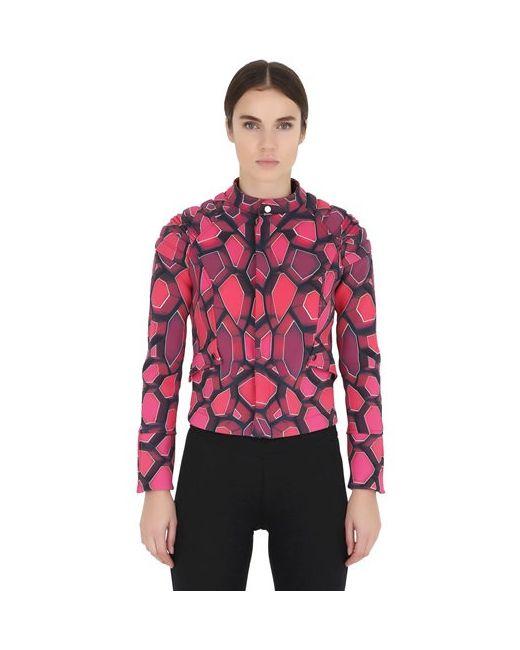 MAUNA KEA | Женская Куртка Soft Shell В Байкерском Стиле