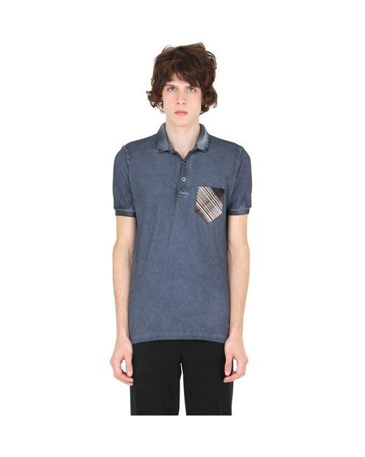 Bob   Мужская Рубашка Из Хлопка Пике