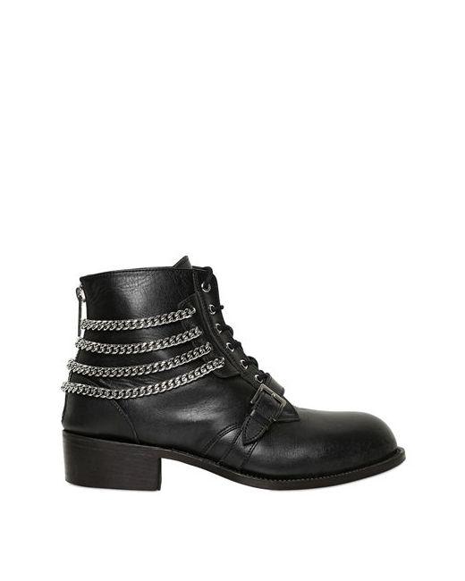 CHRISTIAN DADA | Мужские Кожаные Ботинки
