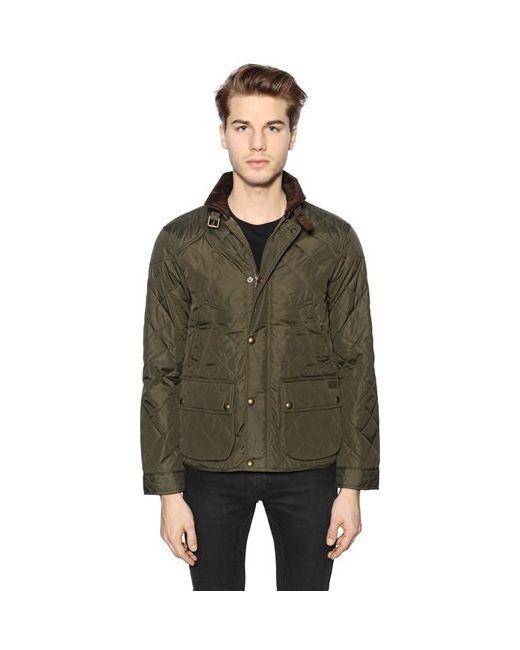 Polo Ralph Lauren | Мужская Стёганая Куртка Из Нейлона