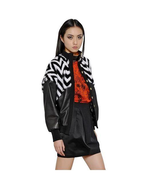 Emanuel Ungaro | Женская Куртка Из Кожи И Меха