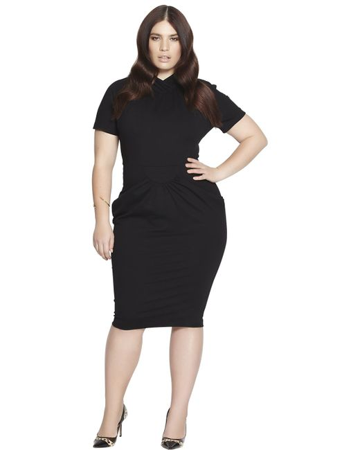 BETH DITTO   Женское Fitted Gathered Modal Dress