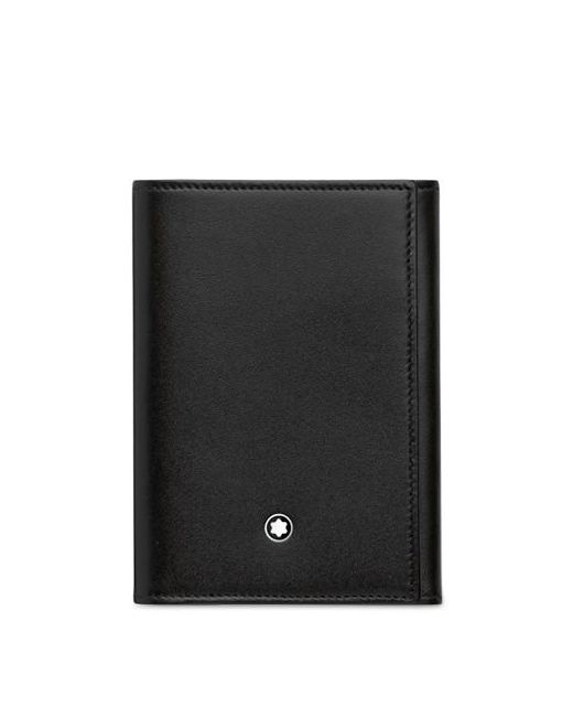 Mont Blanc | Мужское Montblanc Bch Trifold Leather Wallet