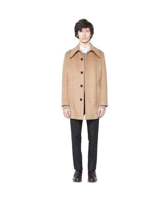 Valentino   Мужское Полушерстяное Пальто
