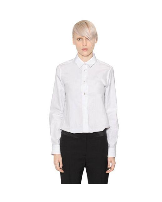 Maison Margiela   Женская Рубашка Из Поплин