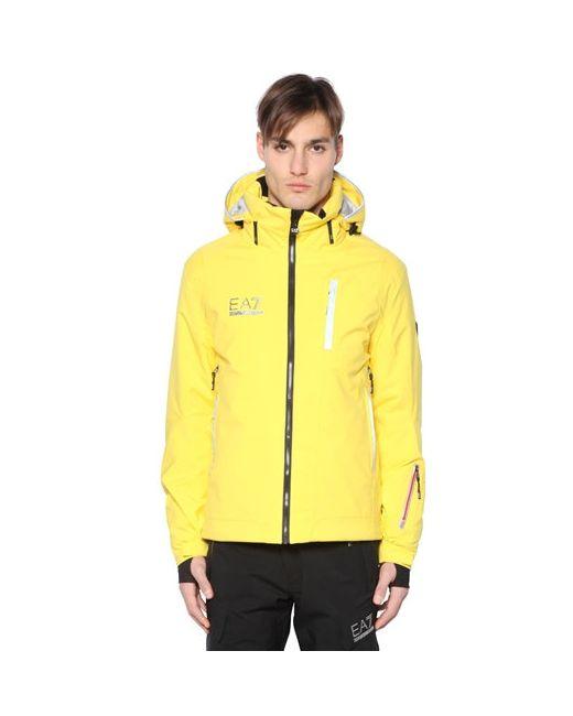 EA7 | Мужская Водонепроницаемая Куртка Для Горнолыжного Спорта