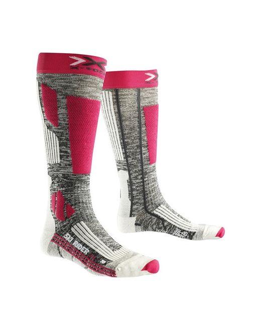 X-BIONIC | Женские Носки Для Лыжного Спорта Rider 2.0