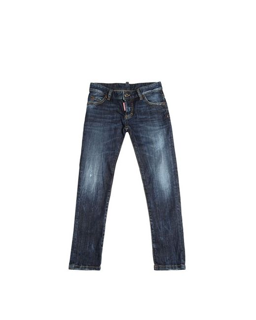 Dsquared2 | Denim Stone Washed Stretch Jeans
