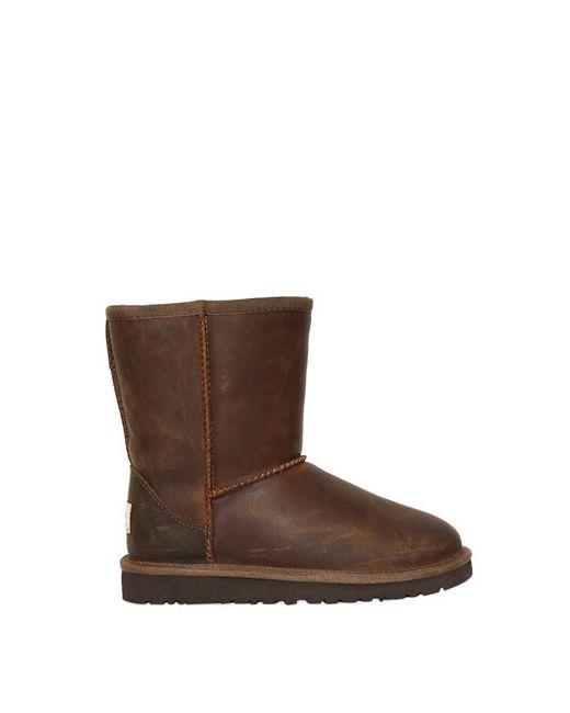 UGG Australia | Коричневый Waterproof Leather Boot