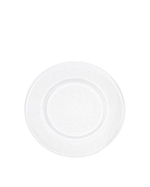 EGIZIA | Прозрачный Dotto Ice Dinner Plate