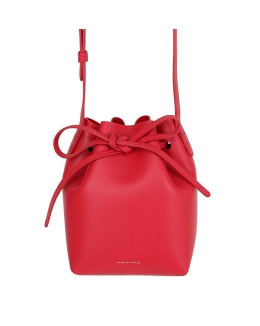 MANSUR GAVRIEL | Flamma Mini Mini Vegetable Tanned Leather Bag
