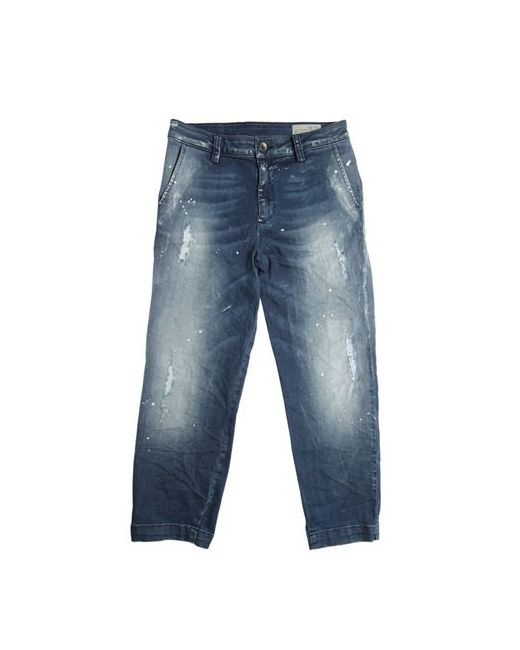 Diesel Kids | Denim Washed Painted Stretch Jeans