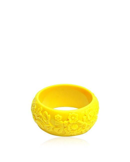 MARIAH ROVERY   Желтый Pulseira Flores Bracelet