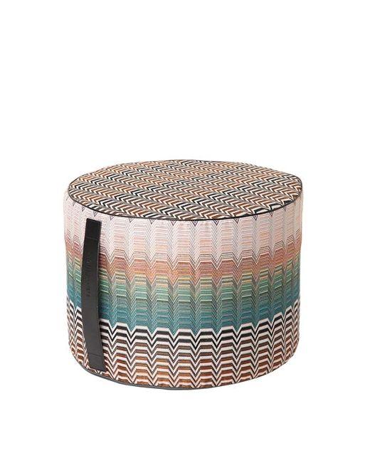 Missoni | Многоцветный Santa Fe Silk Blend Pouf
