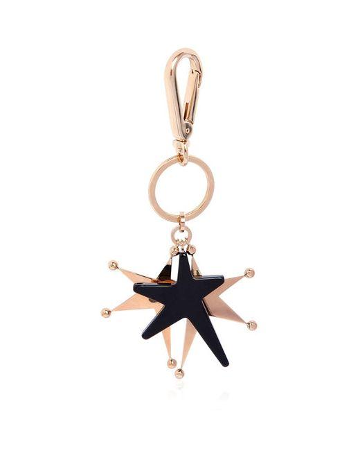 Marni | Золотой Stars Pendant Key Holder