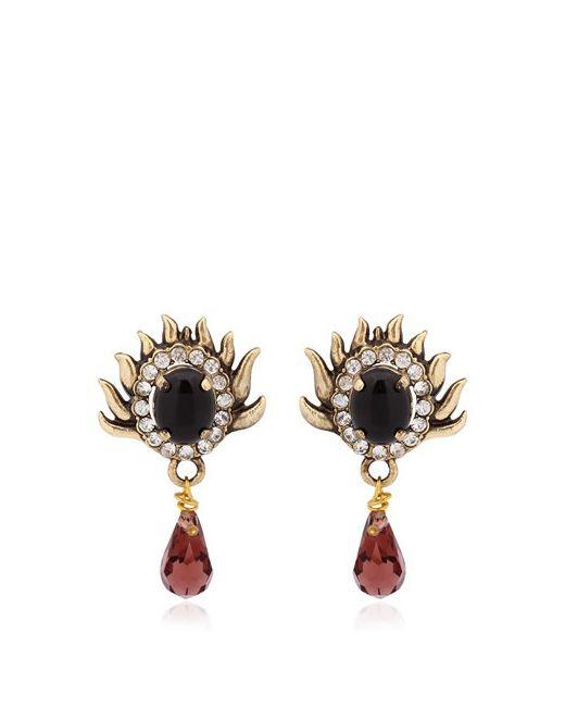 MERCANTIA   Золотой Tindari Earrings