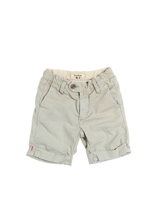 NUPKEET | Бежевый Washed Printed Cotton Shorts