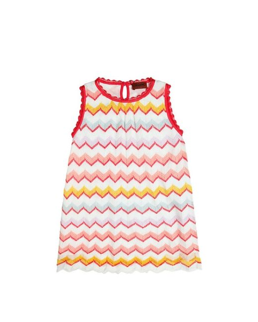 Missoni | Многоцветный Zigzag Viscose Knit Dress