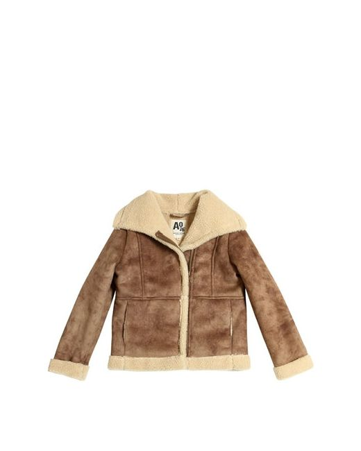American Outfitters | Коричневый Faux Shearling Jacket