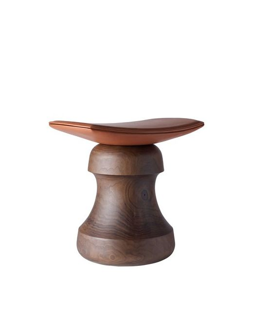 COLLECTION PARTICULIERE | Коричневый Roi Stool