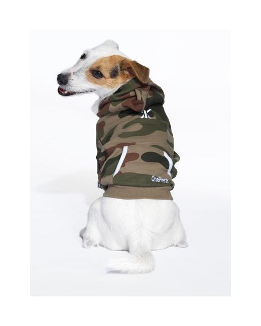 Onepiece | Camouflage Cotton Blend Pet Onesie