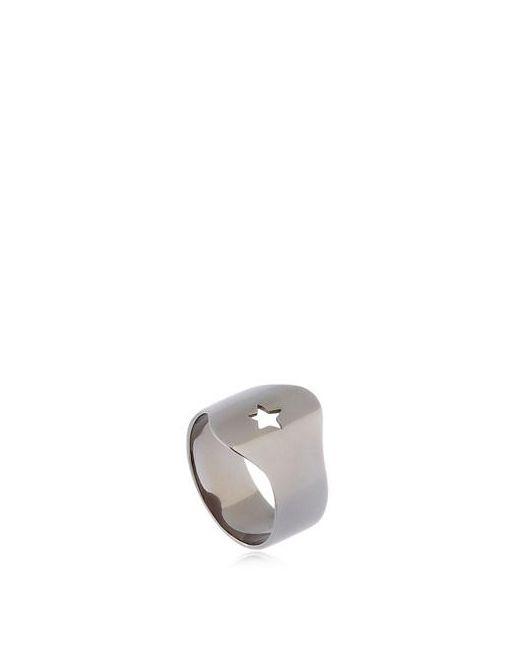 Carolina Bucci | Чёрный Star Cutout Shield Ring